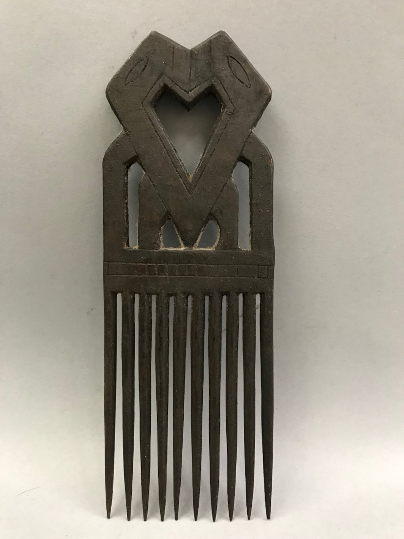 African Comb - 5
