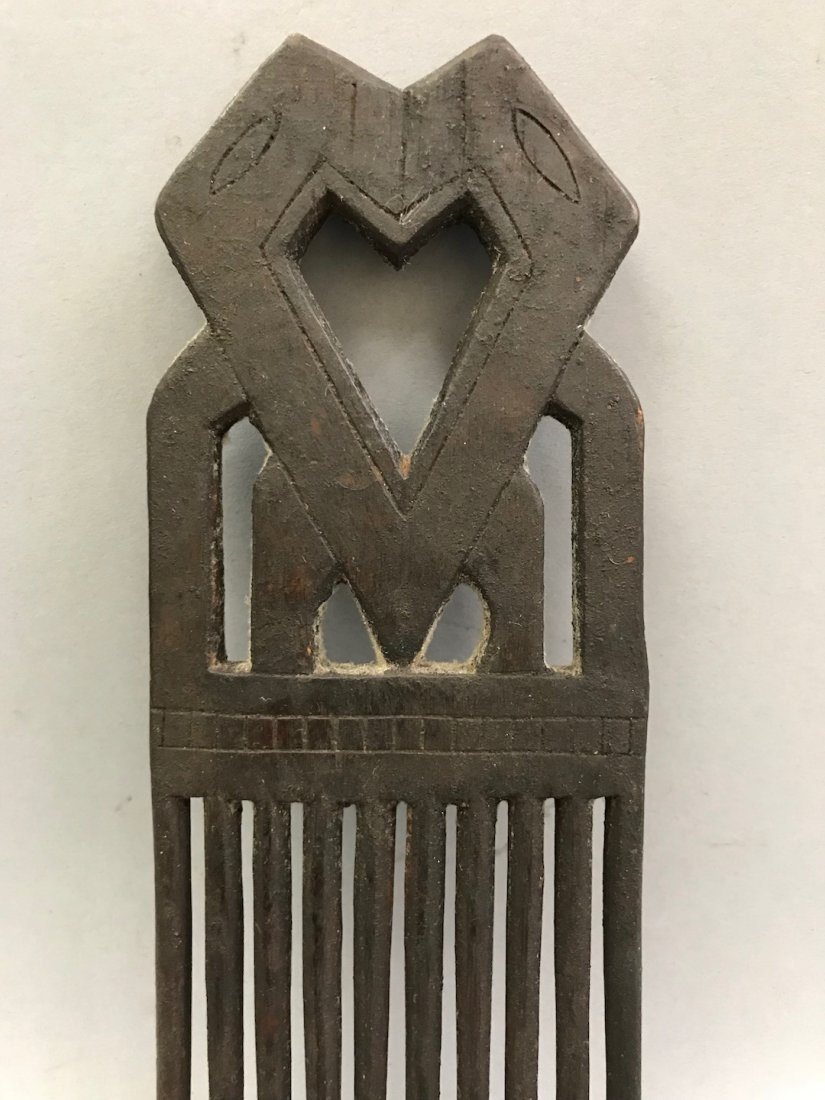 African Comb - 6