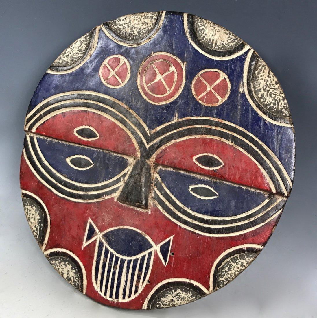 Teke Mask - 2