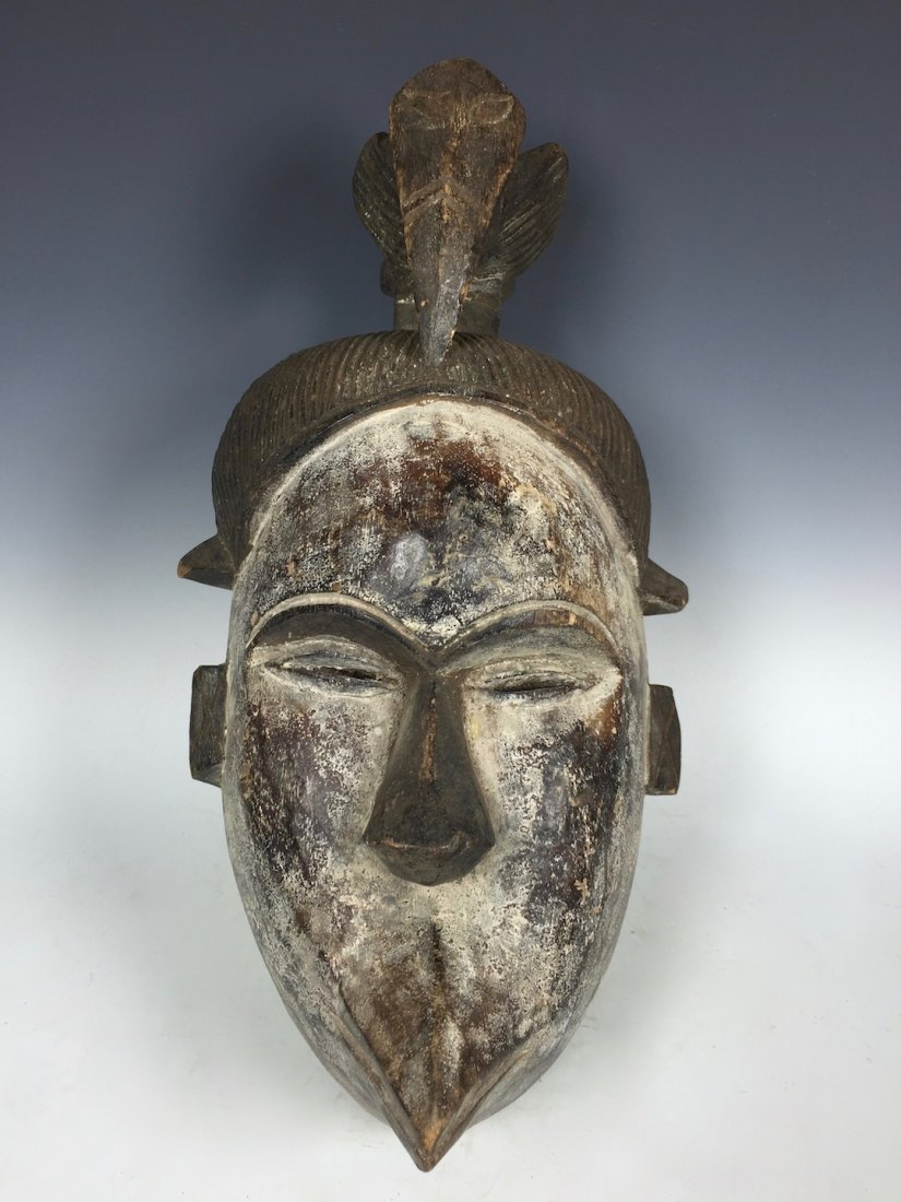 Ogoni Talking Mask