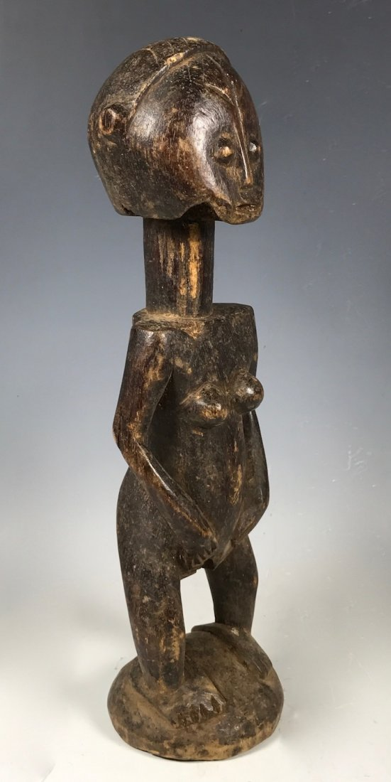 Fang Statue - 3