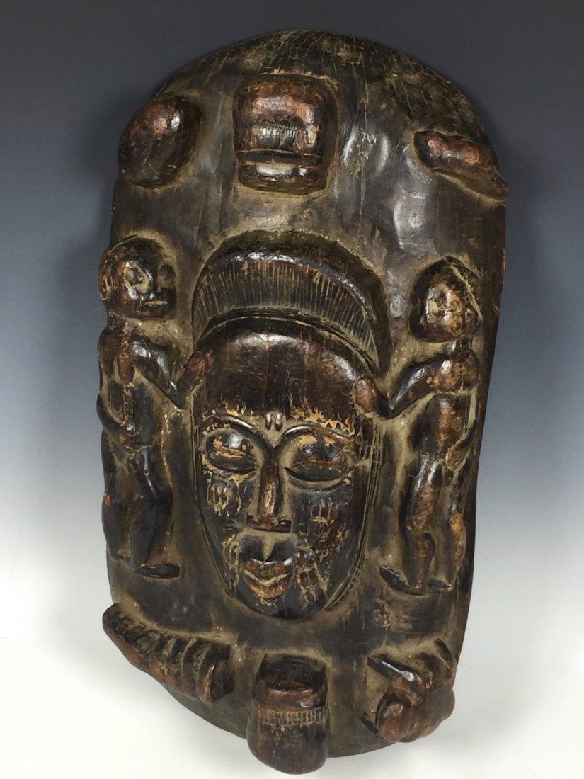 Baule Mask - 4