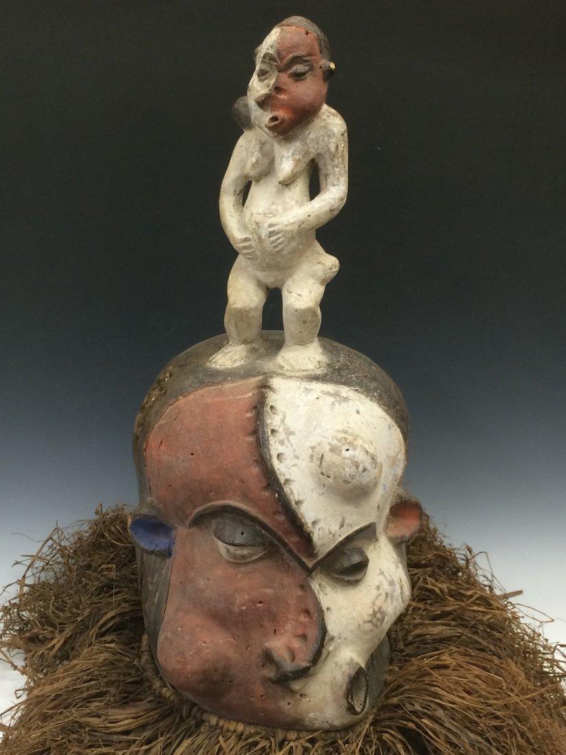 Pende Helmet Mask - 2