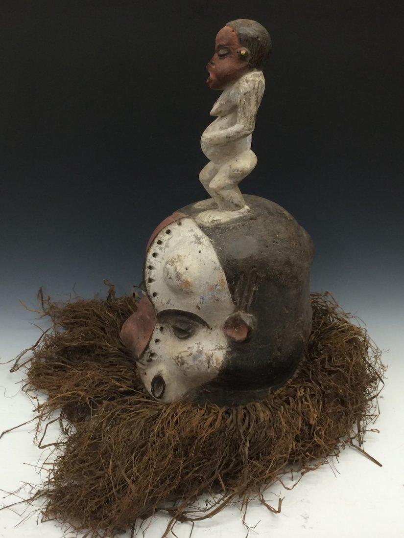 Pende Helmet Mask - 4