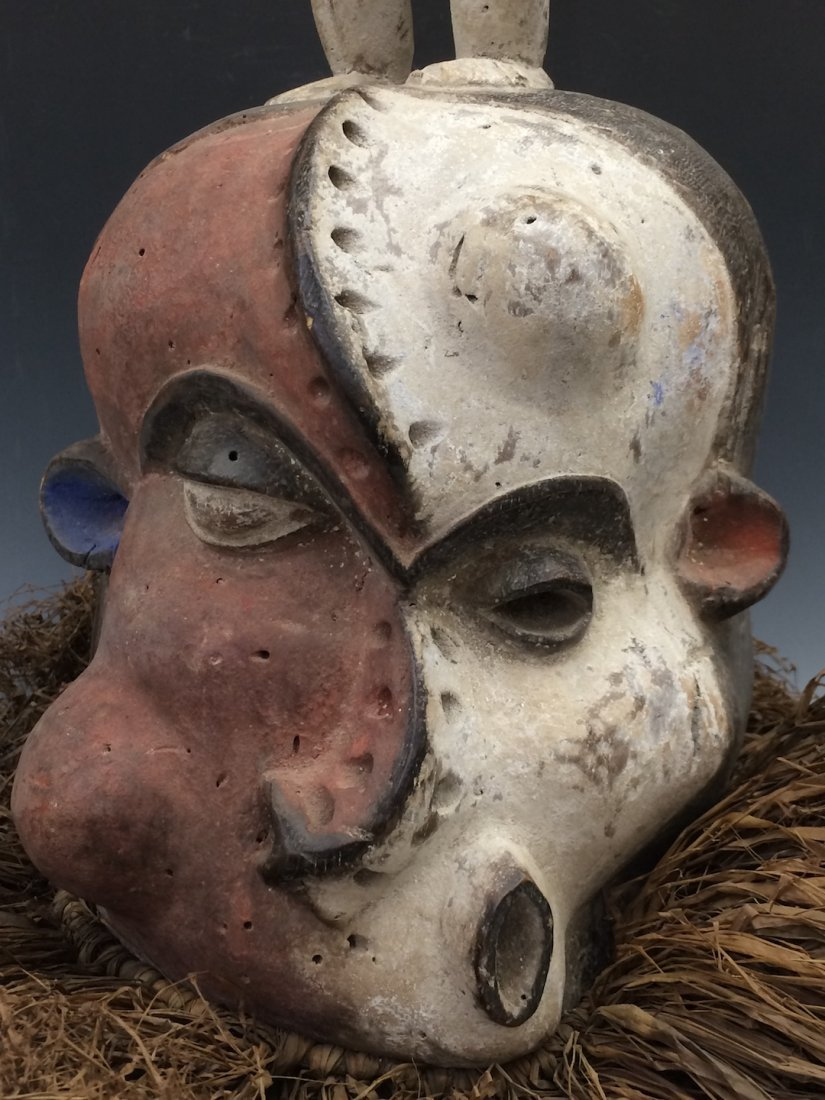 Pende Helmet Mask - 8
