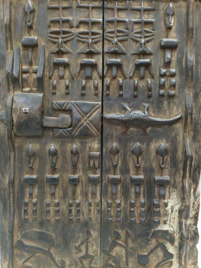 Dogon Door - 4