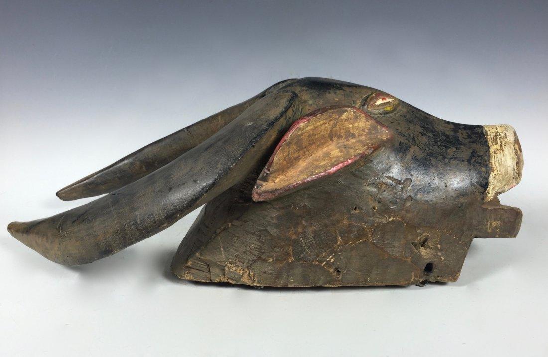 Baule Ram Mask - 3