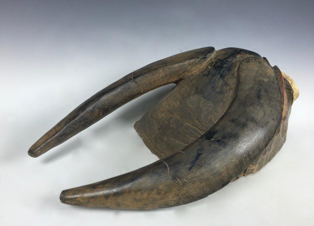 Baule Ram Mask - 4