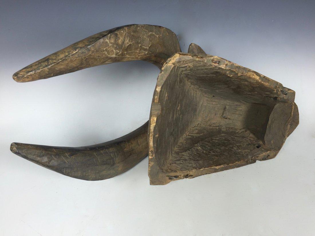 Baule Ram Mask - 6
