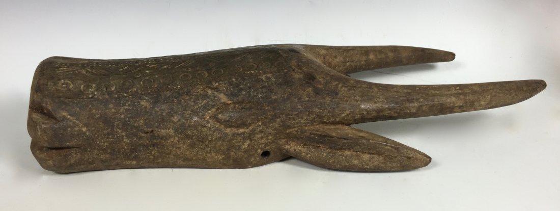 Bamana Buffalo Mask - 2