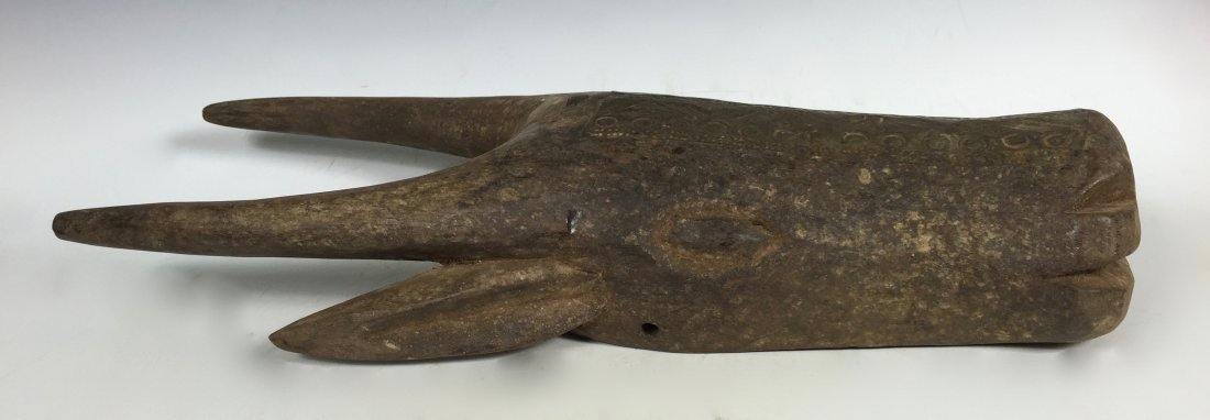 Bamana Buffalo Mask - 3