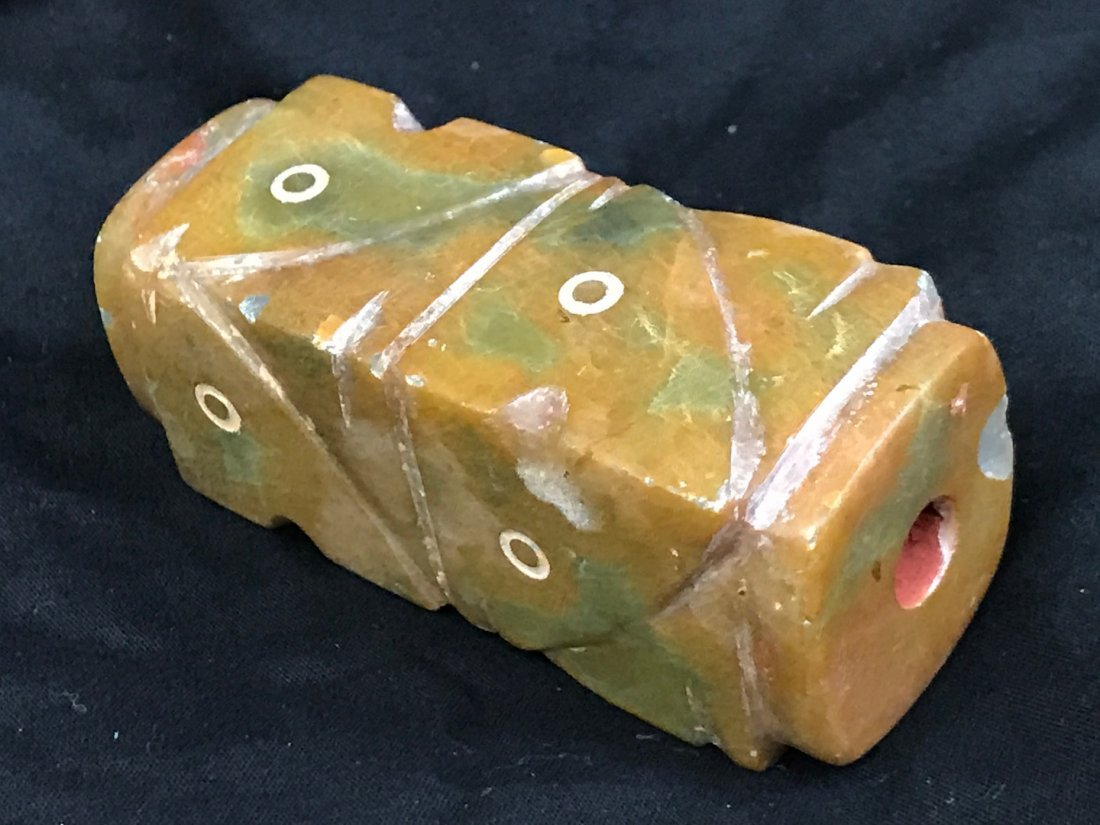 Hand Carved Jade of Cong - 5