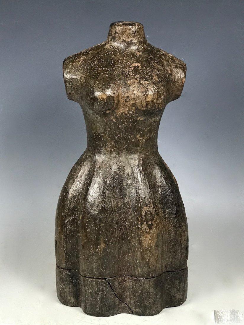 Dress Form Sculpture