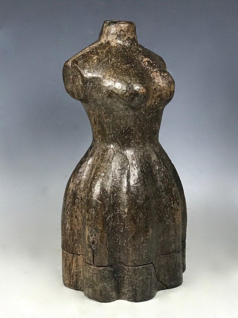 Dress Form Sculpture - 2
