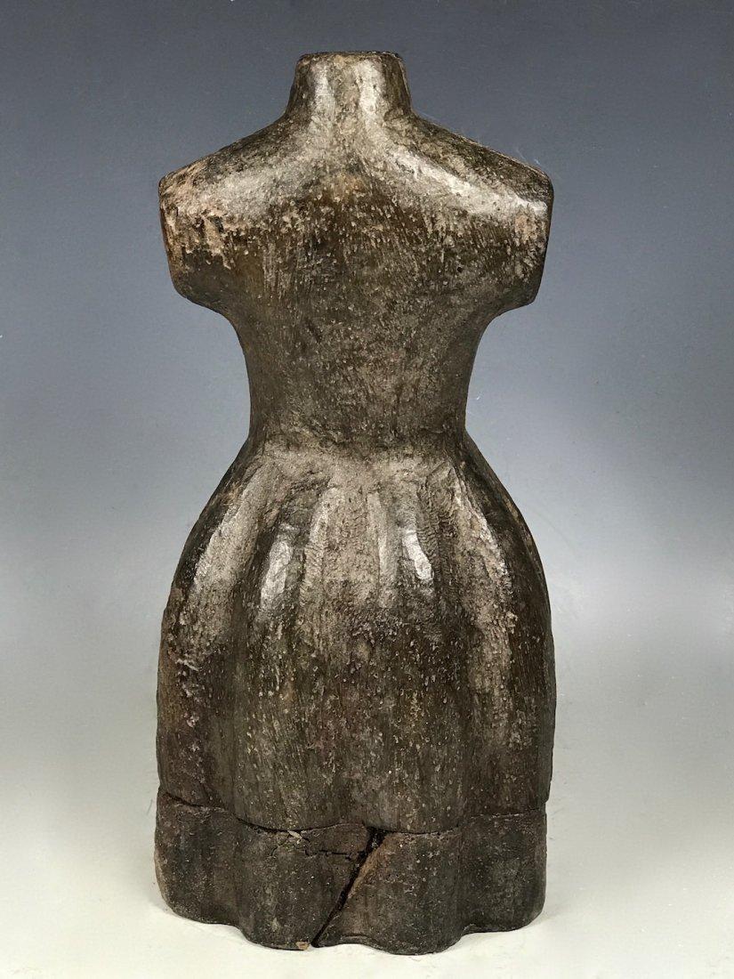 Dress Form Sculpture - 3