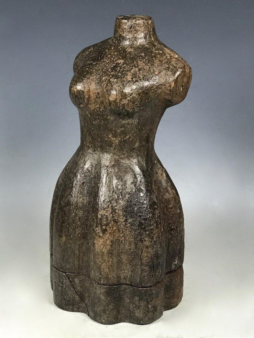Dress Form Sculpture - 4