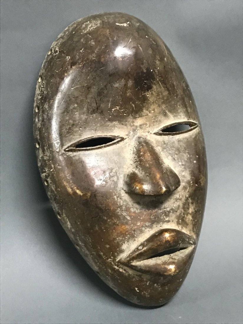 Dan Bronze Mask - 3