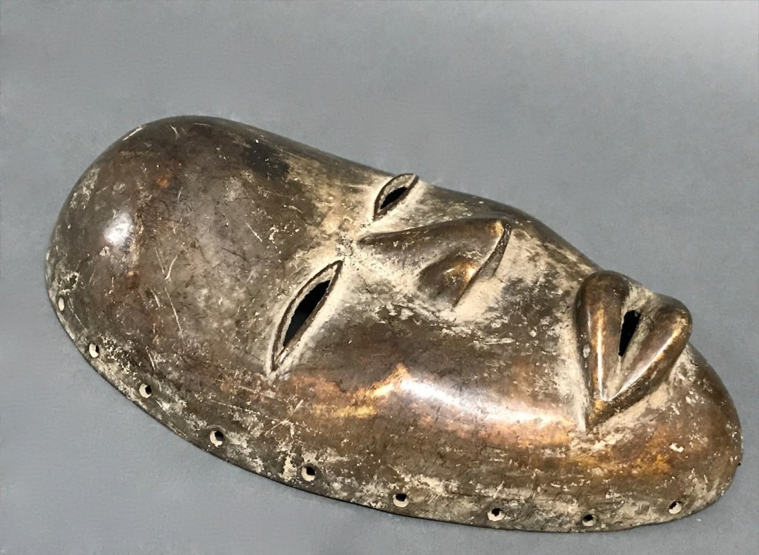 Dan Bronze Mask - 4