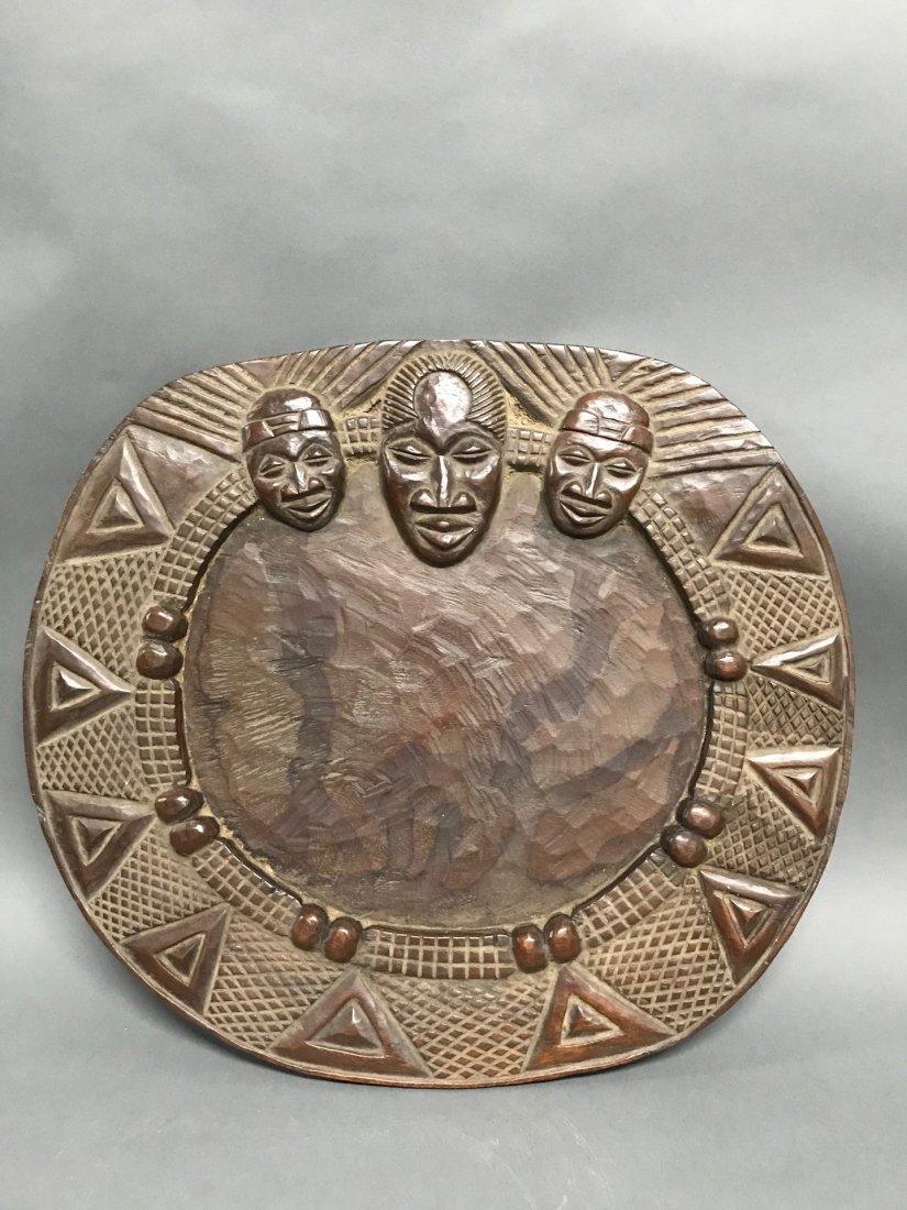 Yoruba Ifa Divination Tray