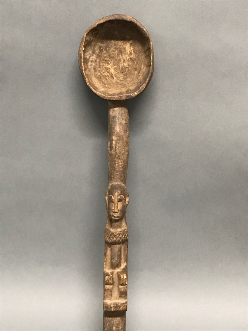 Dogon Wooden Spoon - 3