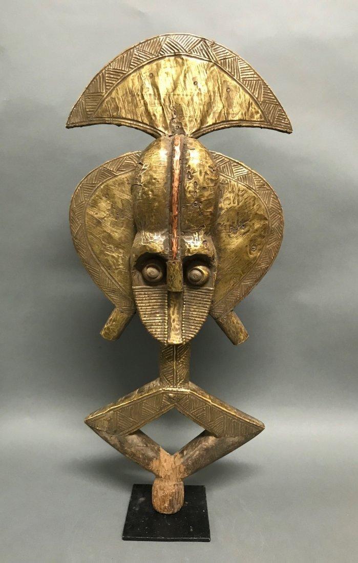 Bacota Reliquary Guardian Statue