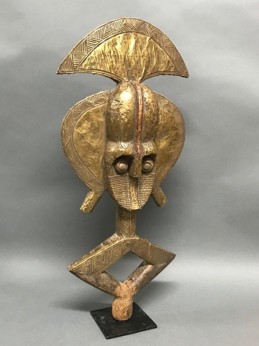 Bacota Reliquary Guardian Statue - 3