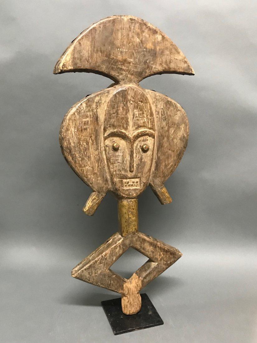 Bacota Reliquary Guardian Statue - 7