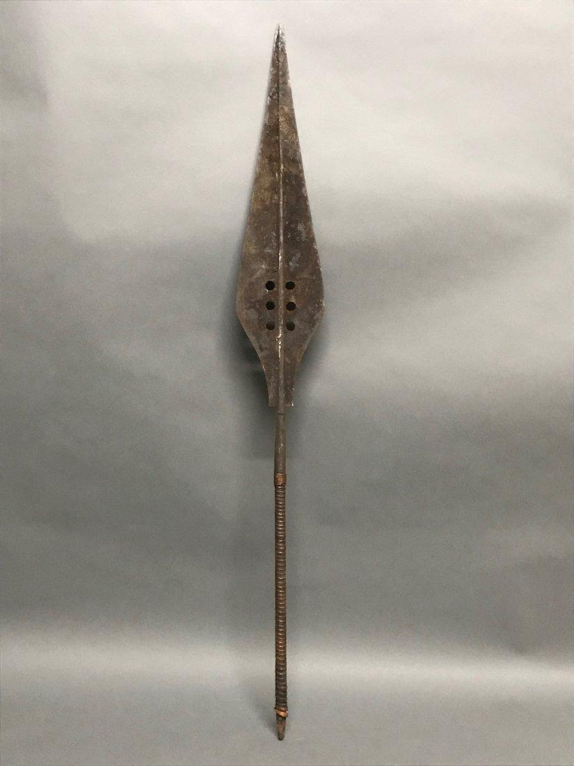 African Zulu Spear Head