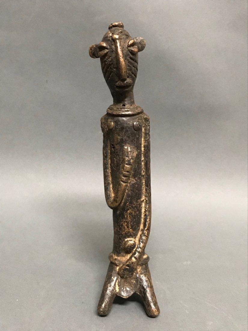 Bronze Dogon Statue