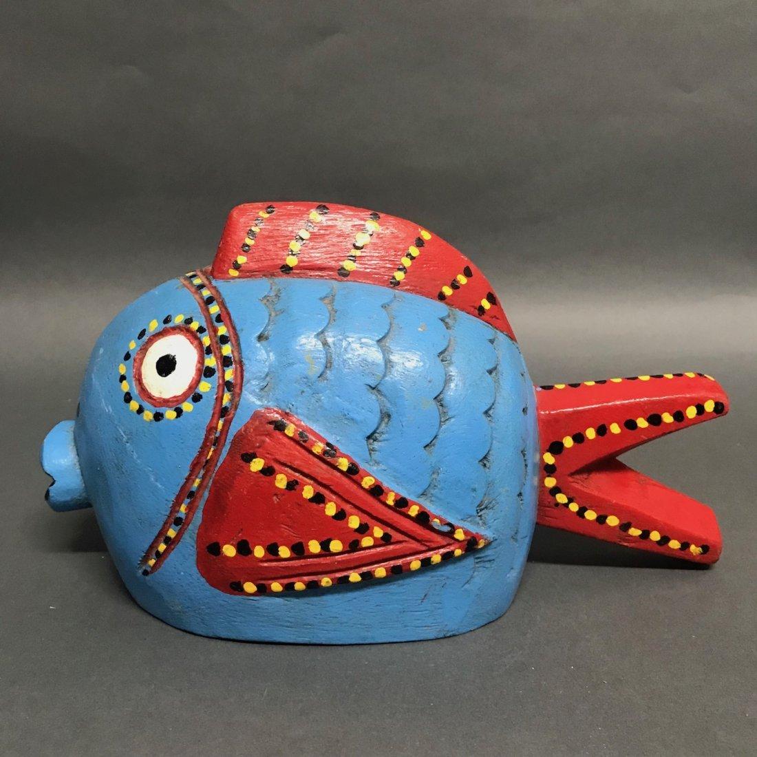 Bozo Painted Puppet Fish
