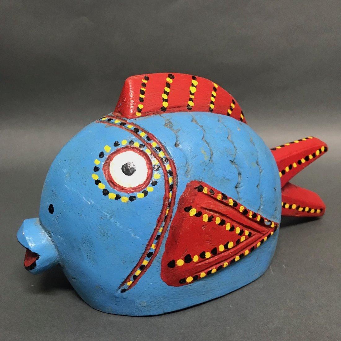 Bozo Painted Puppet Fish - 2