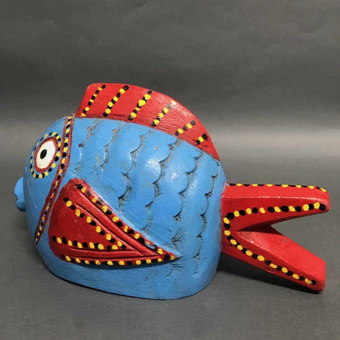 Bozo Painted Puppet Fish - 3