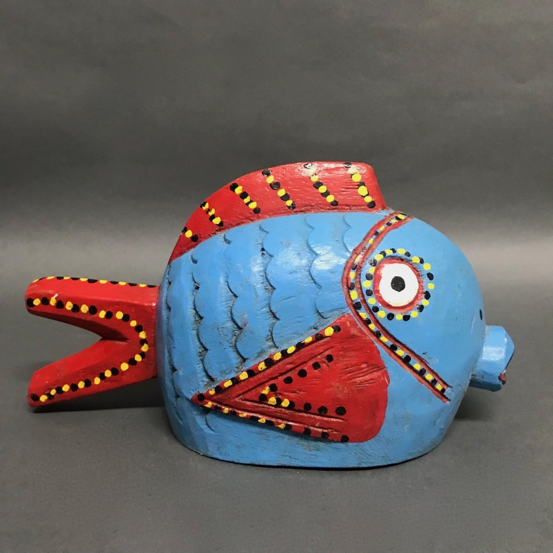 Bozo Painted Puppet Fish - 4