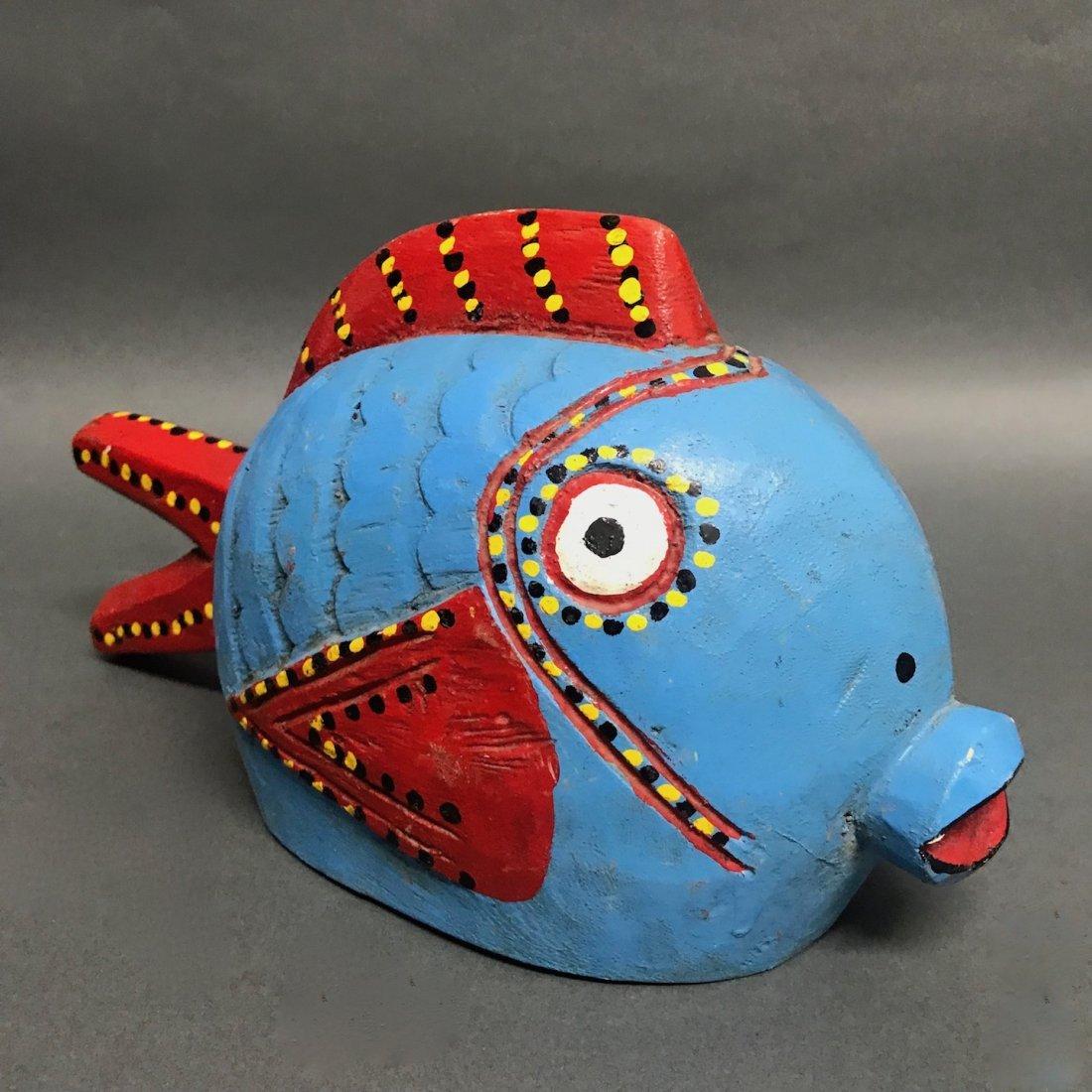 Bozo Painted Puppet Fish - 5