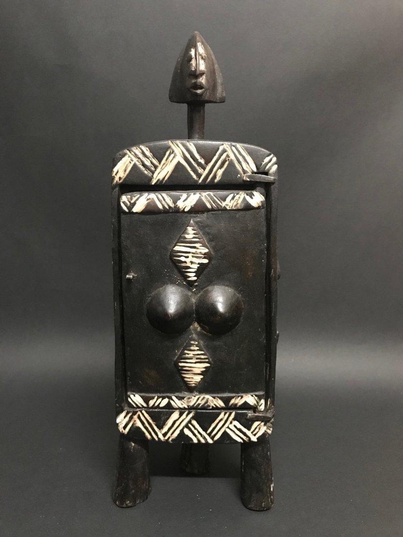 Dogon Funeral Box