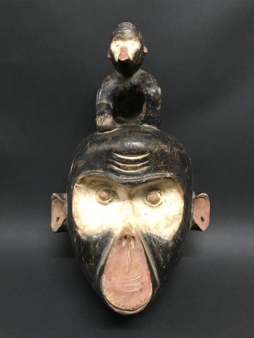 Bulu Monkey Mask