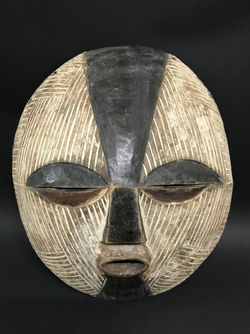 Basonge Mask - 4