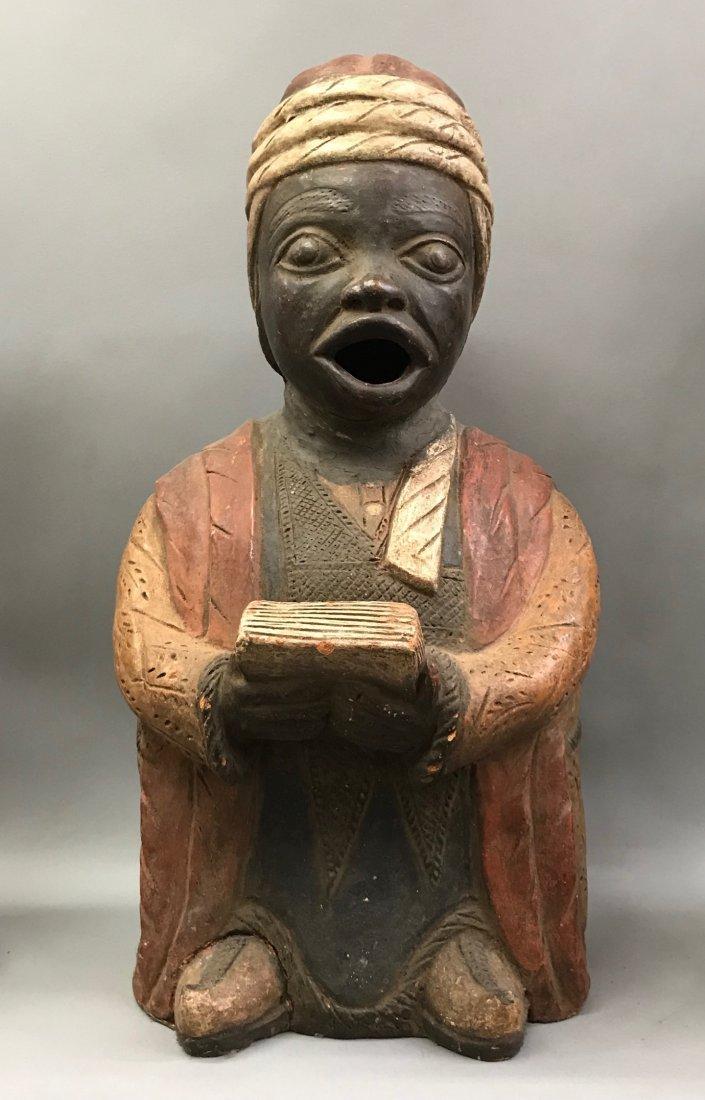 Yoruba Terra Cotta Sculpture