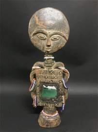 Akuaba Ashanti Fertility Doll