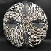 Round Zulu Shield