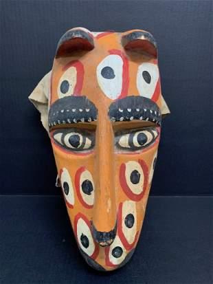 Bozo Puppet Mask