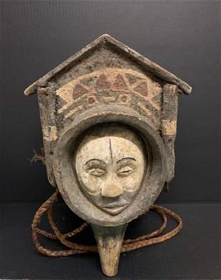 Yaka Helmet Mask