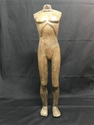 Male Body Mannequin