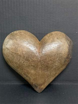 Heart Papermache Mold