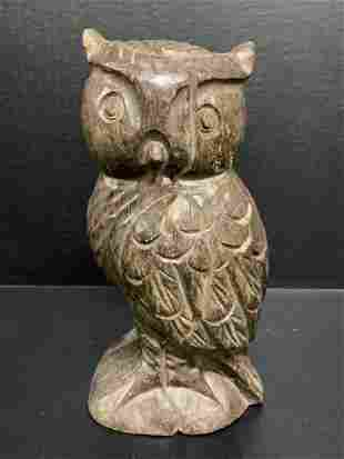 Owl Papermache Mold