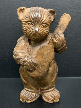 Bear Papermache Mold