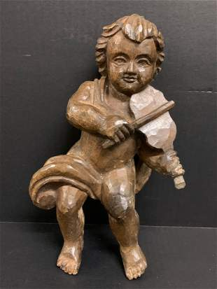 Angel Papermache Mold