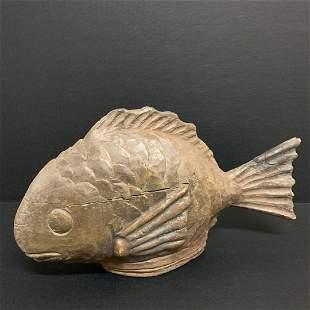 Large Fish Papermache Mold/Sculpture