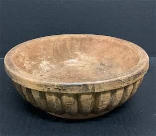 Bowl Papermache Mold