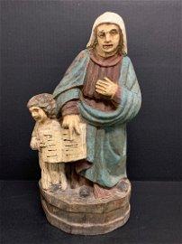 Saint Anne Statue